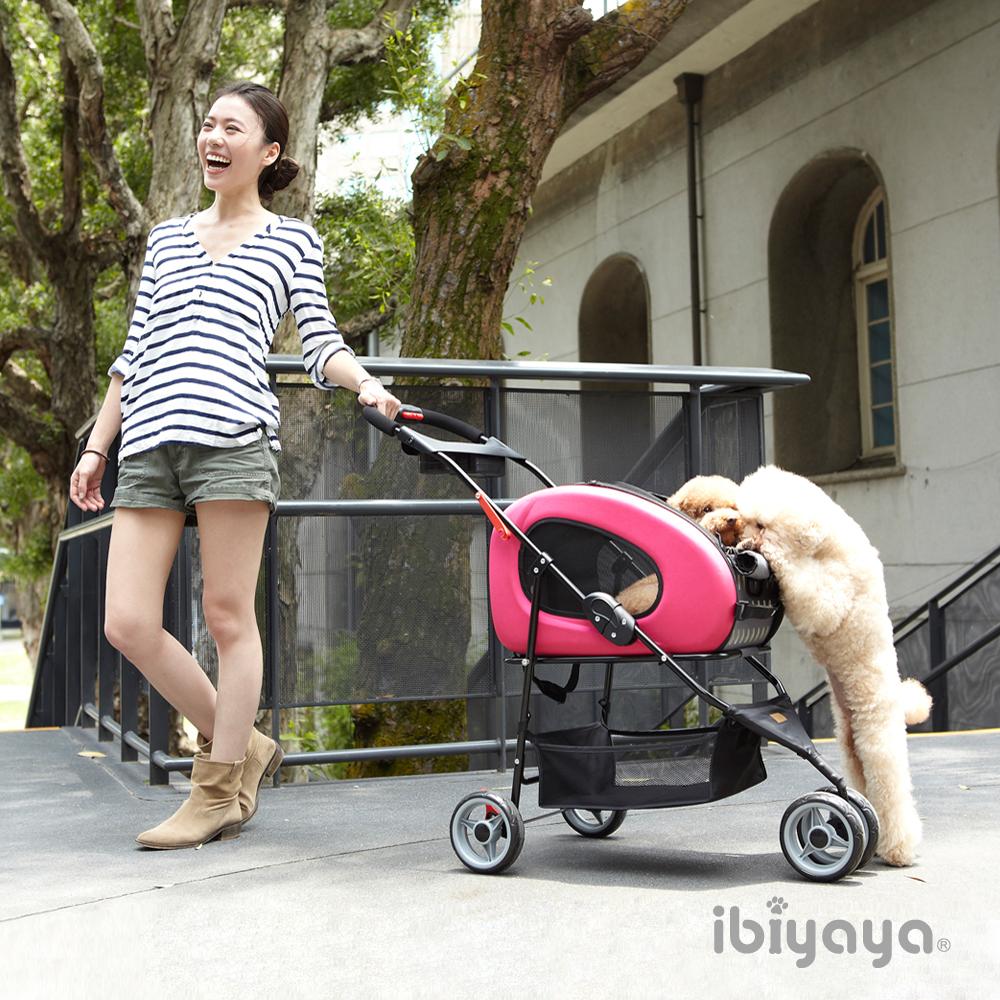 【寵物包答客問】每個包包都能裝在拉桿或推車架嗎?
