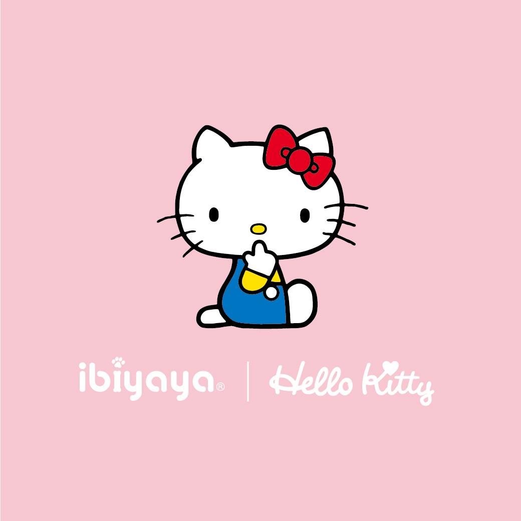 「IBIYAYA X HELLO KITTY」最強毛孩聯名商品經典再現!